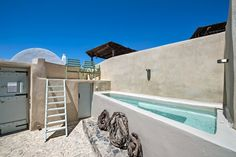 Check out this awesome listing on Airbnb: Pyrgos old winery villa - Villas for Rent in Santorini