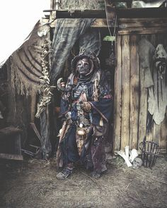 Orks from Epic Empires make Mordor look like child's play. | LARPING.ORG