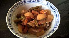 Veganer Eintopf - ein Instant Pot Rezept, welches seinen Ursprung in einem amerikanischen Instant Pot Rezpet hat. Ich hab's auf deutsch nachgekocht!