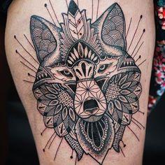 les 79 meilleures images de tatouage loup en 2016 tattoo. Black Bedroom Furniture Sets. Home Design Ideas
