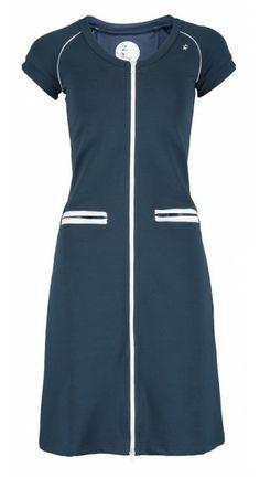 Sportieve, stoere jurk van Zendee