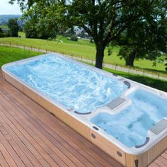 Grand and fancy with a strong frame, beautiful color, high power pumps and high quality filters, available for sale online in These swim spa best fits in courtyards and house gardens. Visit INEX Outdoor Entertaining for more info. Hot Tub Garden, Garden Pool, Pool Sizes, Pool Construction, Garden Architecture, Garden Boxes, Outdoor Areas, Outdoor Entertaining, Perth
