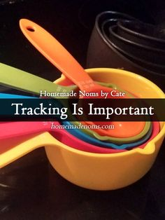 You don't have to track to be successful, but it can be helpful in ways beyond the obvious.