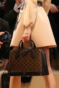 Louis Vuitton Spring 2015 LV.