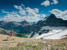 Glacier National Park, Montana http://www.runnersworld.com/rave-run/rave-runs-beautiful-places-to-run/slide/60
