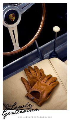 The Lowly Gentlemen Driving Gloves