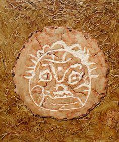LAYQA (WIZARD).  CULTURE OF AGUADA. 500 A 600 AC. ARGENTINA