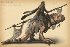 Great House Dres Warrior by VictoriaDAEDRA.deviantart.com on @deviantART