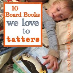 Top 10 Beloved Board Books. Fun-to-read books that you and your toddler will love.