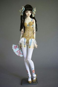 Chiness doll