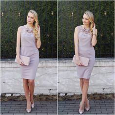 Spring wedding outfit idea with Dorothy Perkins