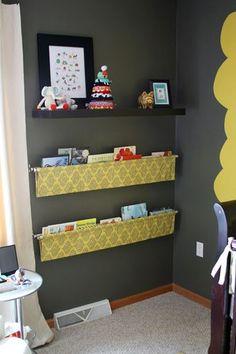Cool Ways to Display Kid's Books   SocialCafe Magazine
