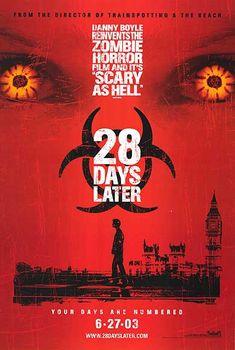 I love scarey movies