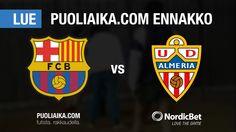 Puoliaika.com ennakko: Barcelona - Almeria   FC Barcelona kohtaa kotonaan Camp Noulla Almerian keskiviikon La Liga-ottelussa. Ottelu itsessään on elintärkeä molemmille osapuolille, Barcel... http://puoliaika.com/puoliaika-com-ennakko-barcelona-almeria/ ( #barcelonaalmeriaennakko #barcelonaennakko #jeremymathieumaalit #laligaennakko #laligafi #lionelmessimaali #vetovihjeet #Vetovinkit)