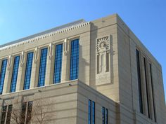 Nashville justice building | NASHVILLE, TN | A.A. Birch Criminal Justice Building