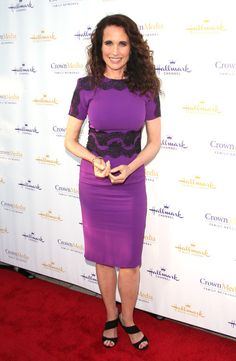 Andie MacDowell Photos Photos - Actress Andie Macdowell attends the Hallmark Channel & Hallmark Movie Channel's 2014 Summer TCA Party on July 8, 2014 in Beverly Hills, California. - Hallmark Channel Summer TCA Party — Part 2