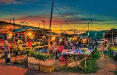 Local Maket, Puket, Thailand