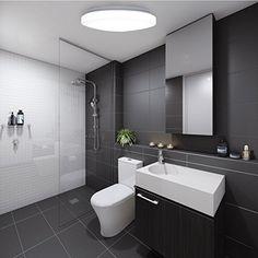 Image result for bathroom bulkhead