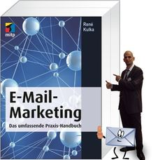 "My new book: ""Email Marketing: The comprehensive practice handbook"", 912 pp., €49.95, in German."