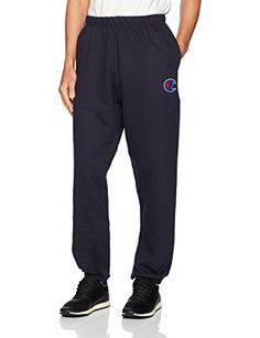 c5ef9d0b94bdef Champion LIFE Men's Reverse Weave Pants With Pockets Review Weave, Pockets,  Pajama Pants,