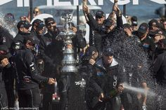 Stunning America's Cup victory for Oracle Team USA - Congratulations to the home team! @ORACLE TEAM USA @America's Cup