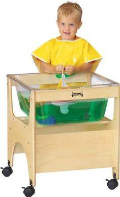 See Thru Mini Sensory Table   School Play Furniture $328.96 (17% OFF)