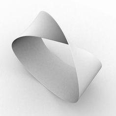 mobius strip - a perspective of the manifestation of infinite time and space