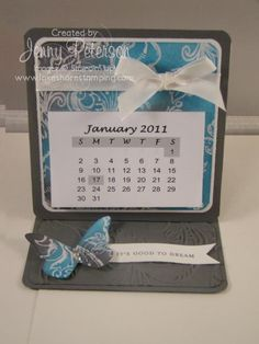 Calendars by Jenny Peterson