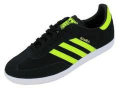 Adidas Men's ADIDAS SAMBA ORIGINALS INDOOR SOCCER SHOES,