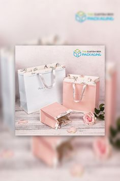 Paper Packaging, Bag Packaging, Custom Packaging, Cosmetic Shop, Cosmetic Bag, Print On Paper Bags, Soap Boxes, Custom Boxes, Bag Making