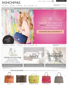 BUY, SELL and CONSIGN used designer handbags and other accessories online with FASHIONPHILE. Discount authentic pre owned, used louis vuitton, chanel, gucci designer bags, handbags and purses for sale. Buy Online!