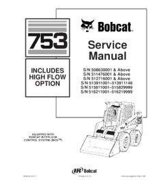 Best download bobcat t180 compact track loader service
