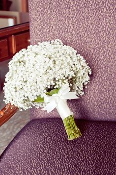 As long as they are full - babys breath bouquets are so pretty!