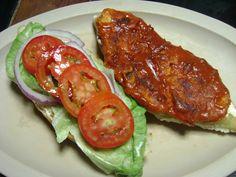 La Cocina de Leslie: Spicy Valentina Chicken Sandwiches