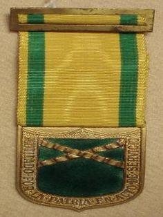 Medalla de Mutilado por la Patria. españa Se crea en 1938 para recompensar a aquellos militares que, debido a las heridas de guerra, hubieran perdido algún miembro de su cuerpo o su utilidad.