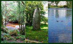 Forêt légendaire, menhirs, lac à 15 min du gîte ! http://www.gitesenbretagne.net