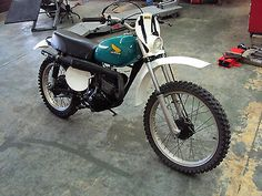 1975 Honda MR 175 Elsinore