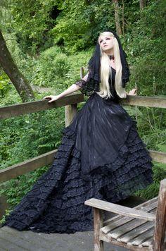 Black Bride by MariaAmanda