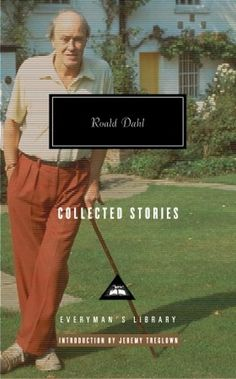 Collected Stories by Roald Dahl (Everyman) Amazon, £12.97