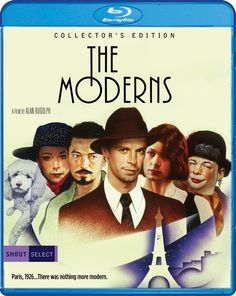 The Moderns Collector's Edition Front Cover