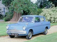 Car Ford, Ford Trucks, Ford Anglia, Classic Cars British, Old Lorries, 1964 Ford, Good Old, Motor Car, Chevrolet