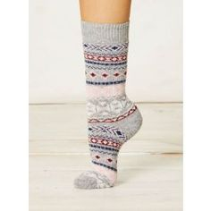 Nera Organic Wool Socks by Braintree