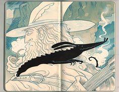 Blackout Dragon by Benjamin Schip