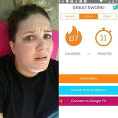 Thanks for using our app @the_new_brezo. Keep up the good work. #sworkitapp #sworkit #success #fitness #healthy