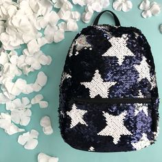 Completely obsessed with this new mini star backpack. Fashion Angels, Mini Backpack, Festival Fashion, Fasion, Fashion Backpack, Lab, Your Style, Sequins, Backpacks