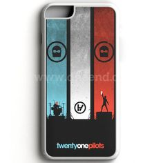 Twenty One Pilot case provides a protective yet stylish shield between your iPhone 7 and accidental bumps, drops, and scratches. Features slim and lightweight profile, precise cutouts, and provides ea