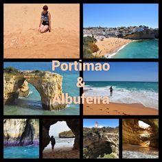 Trasa Portimao - Albufeira jest pełna pięknych plaż i nieodkrytych miejsc. Zapraszam na najlepszy przewodnik - pełne opisy, zdjęcia i najlepsze miejsca!