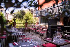 10 terrasses cachées à Bruxelles où aller manger en amoureux – Pépites d'amour