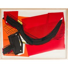 Hammer and Sickle  -Andy Warhol