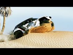 First Look at the PEUGEOT 3008 DKR In Action | Dakar Rally 2017 - YouTube